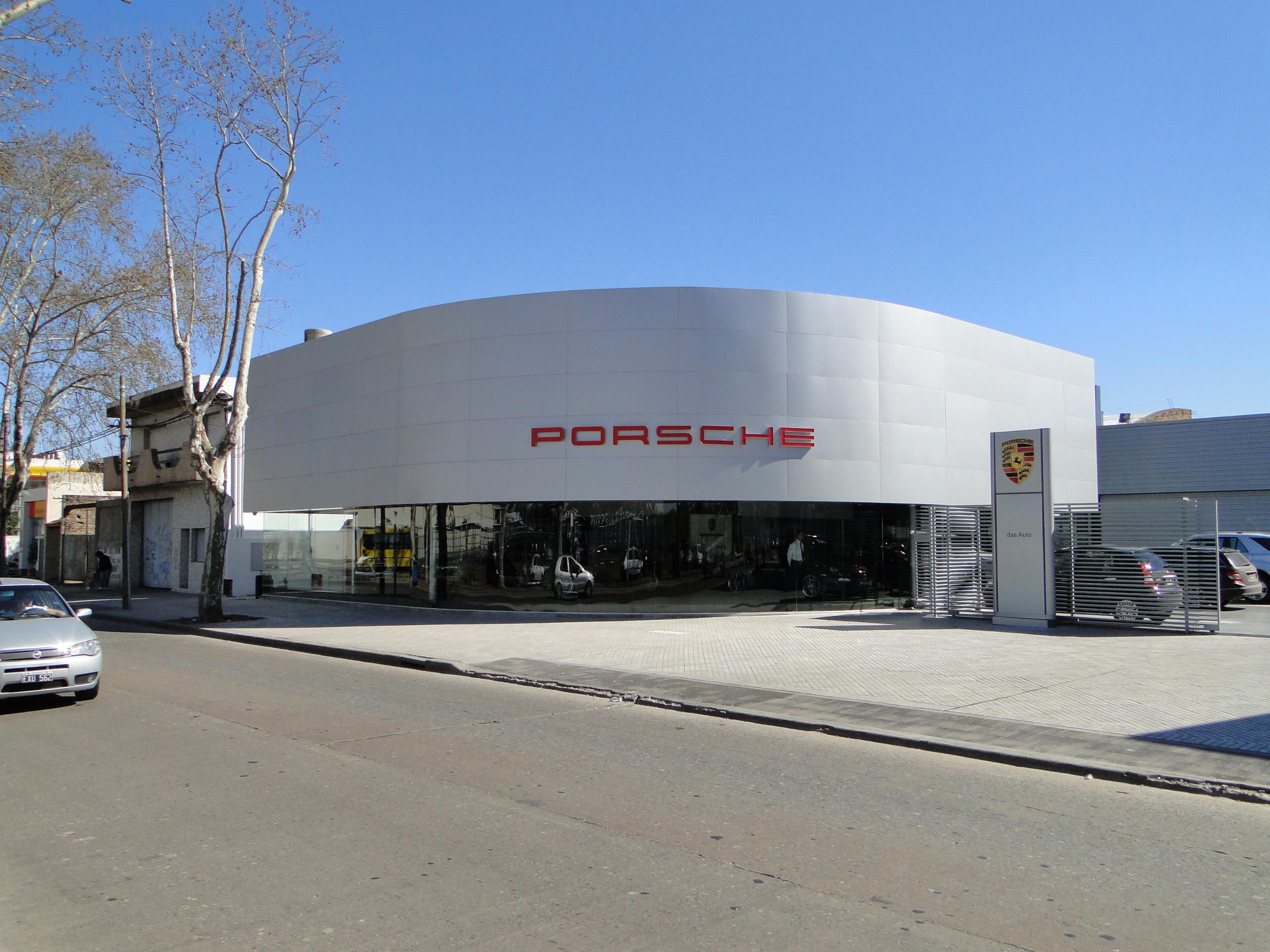 Concesionaria Porsche en Rosario